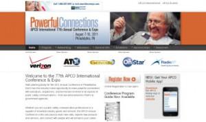 APCO Conference