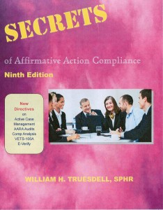Secrets of Affirmative Action Planning
