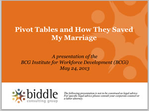 Learning Pivot Tables Can Change Your Life!